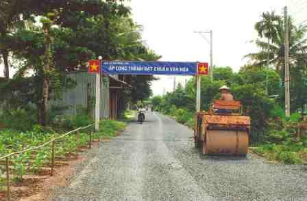 Huyện Phước Long: Những con đường nối liền xóm ấp
