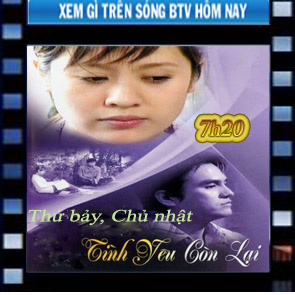 Phim Việt Nam: Tình yêu còn lại