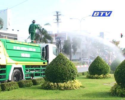Thành phố Bạc Liêu trên đường phát triển 14/05/2012
