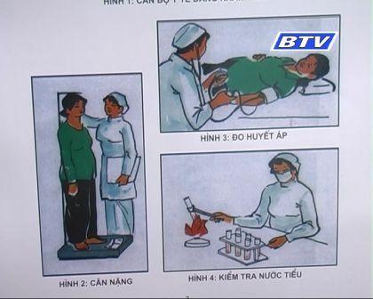 Sức khoẻ cho mọi người 17/06/2012