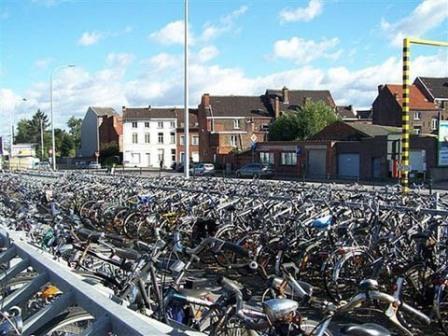 Những 'cường quốc xe đạp' hàng đầu thế giới