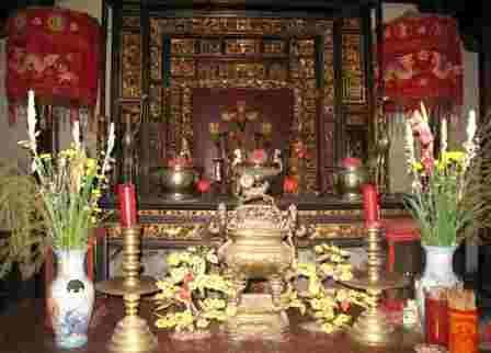 Thành hoàng cổ miếu Vĩnh Triều Minh: Nơi thờ tín ngưỡng Thành hoàng ở Bạc Liêu