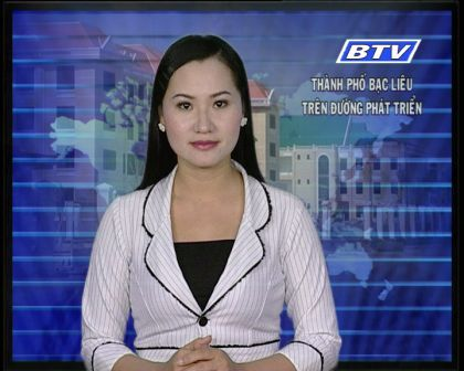 Thành phố Bạc Liêu trên đường phát triển 09/07/2012