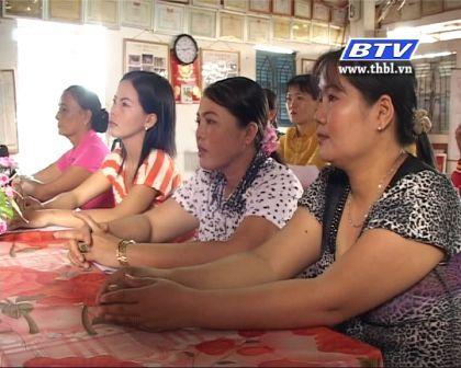 Phụ nữ Bạc Liêu ngày nay 21/8/2012