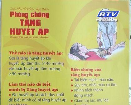 Sức khoẻ cho mọi người 26/8/2012