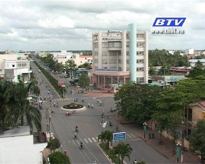 Thành phố Bạc Liêu trên đường phát triển 03/9/2012