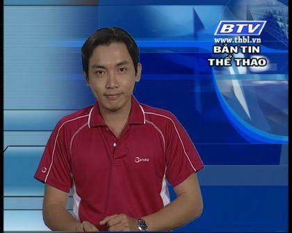 Bản tin thể thao 14/8/2012