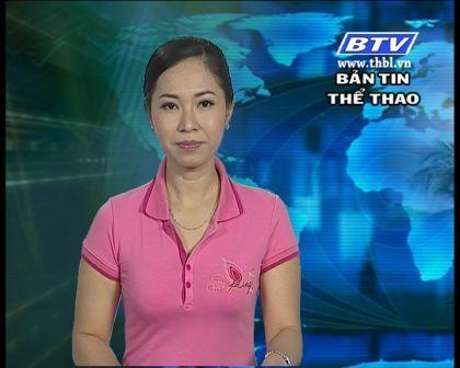 Bản tin thể thao 16/8/2012