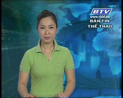 Bản tin thể thao 17/8/2012