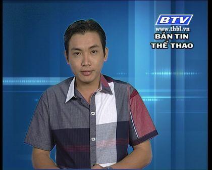 Bản tin thể thao 18/8/2012