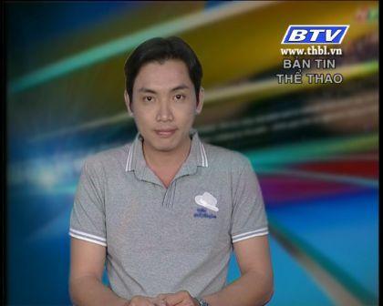 Bản tin thể thao 20/8/2012