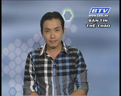 Bản tin thể thao 22/8/2012