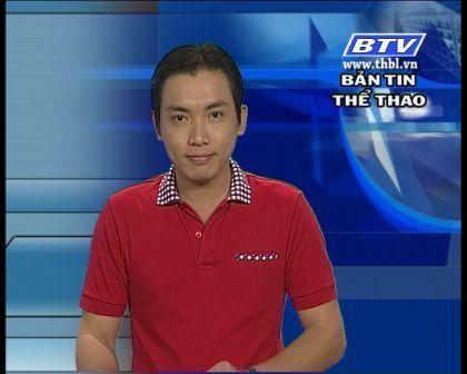 Bản tin thể thao 23/8/2012
