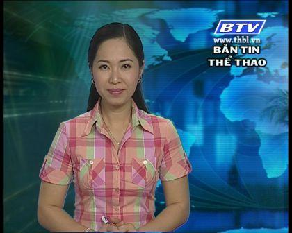 Bản tin thể thao 25/8/2012