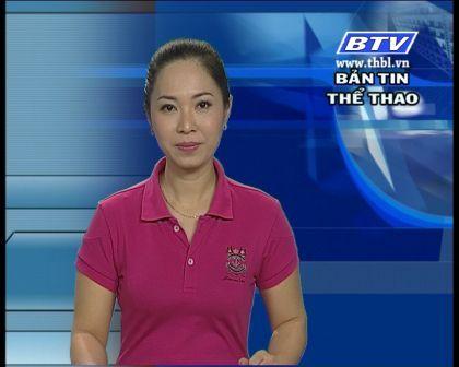 Bản tin thể thao 26/8/2012