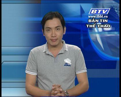 Bản tin thể thao 28/8/2012