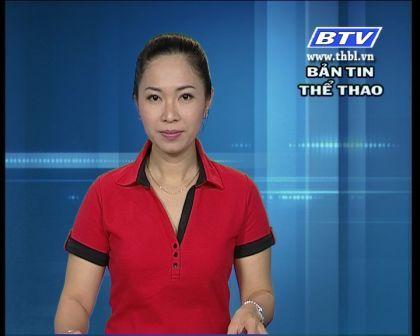 Bản tin thể thao 29/8/2012