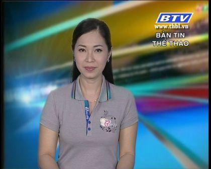 Bản tin thể thao 31/8/2012