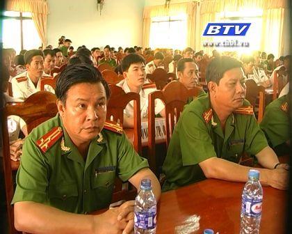 Vì an ninh Tổ quốc 26/7/2012