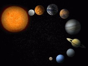 Đã có đơn vị đo khoảng cách giữa các hành tinh