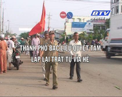 Thành phố Bạc Liêu trên đường phát triển 29/10/2012
