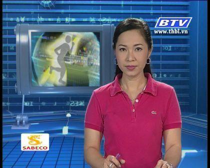 Bản tin thể thao 16/10/2012