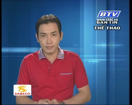 Bản tin thể thao 20/10/2012