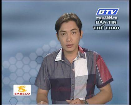 Bản tin thể thao 21/10/2012