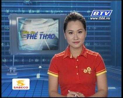 Bản tin thể thao 22/10/2012