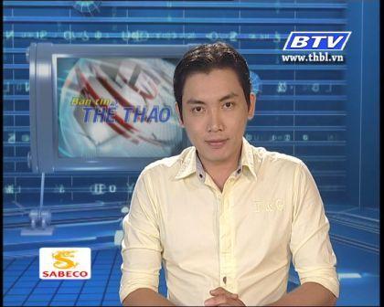 Bản tin thể thao 23/10/2012