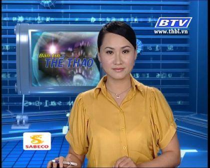 Bản tin thể thao 24/10/2012