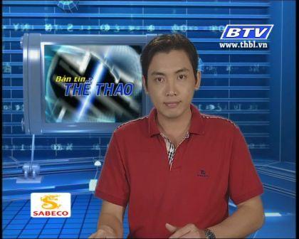 Bản tin thể thao 25/10/2012