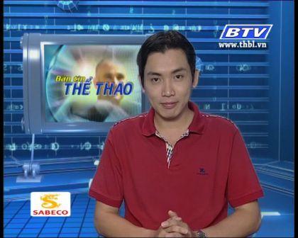 Bản tin thể thao 23/11/2012