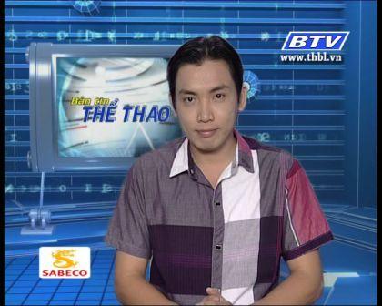 Bản tin thể thao 24/11/2012