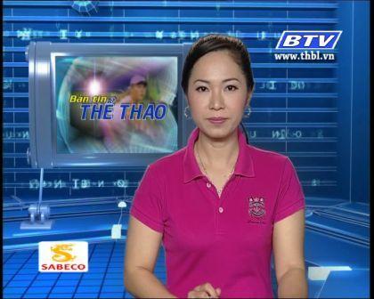 Bản tin thể thao 25/11/2012