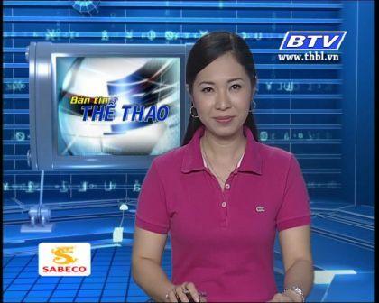Bản tin thể thao 01/12/2012