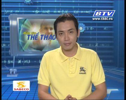 Bản tin thể thao 17/12/2012