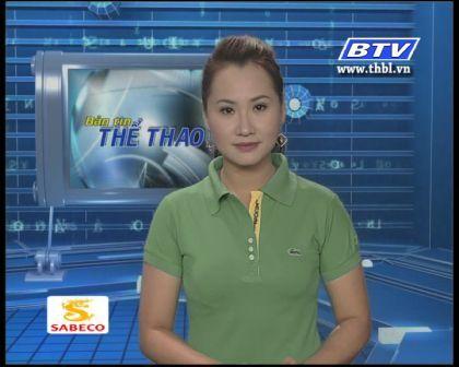 Bản tin thể thao 19/12/2012
