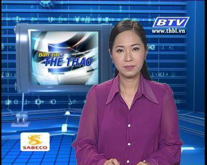 Bản tin thể thao 21/12/2012