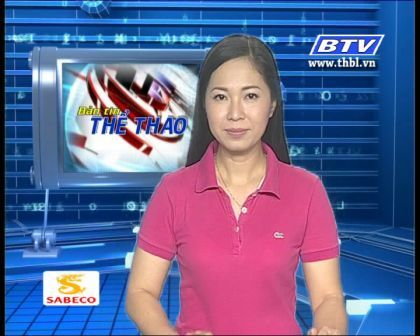 Bản tin thể thao 24/12/2012