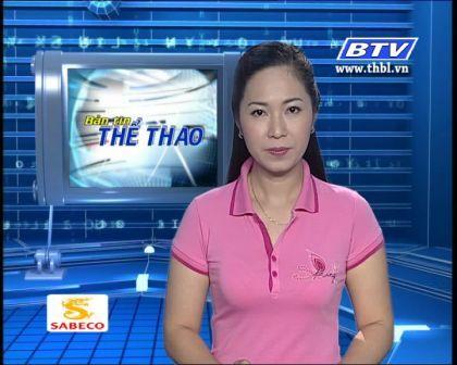 Bản tin thể thao 25/12/2012