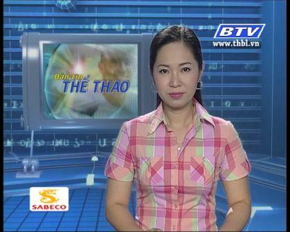 Bản tin thể thao 27/12/2012
