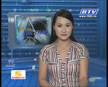 Bản tin thể thao 30/11/2012