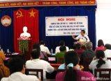 Ban Thường trực Ủy ban MTTQ Việt Nam tỉnh: Tổng kết công tác MTTQ năm 2012