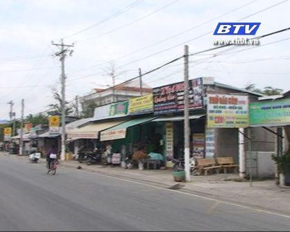 Thành phố Bạc Liêu trên đường phát triển 14/01/2013