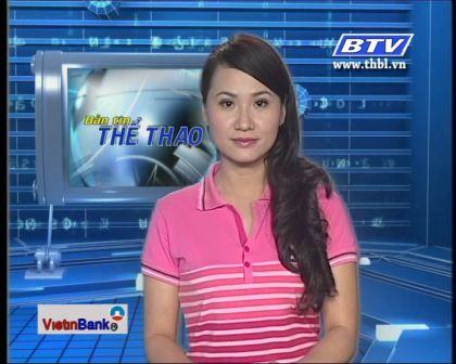 Bản tin thể thao 23/01/2013