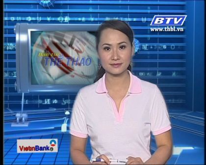 Bản tin thể thao 26/01/2013