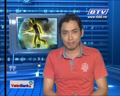 Bản tin thể thao 31/01/2013