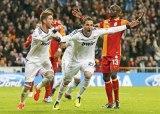 Tứ kết lượt đi Champions League: Real Madrid thắng Galatasaray 3 – 0