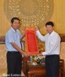 Bí thư Tỉnh ủy Ninh Bình – Bùi Văn Nam: Đảng bộ và nhân dân tỉnh Ninh Bình rất phấn khởi đón đoàn công tác của tỉnh Bạc Liêu